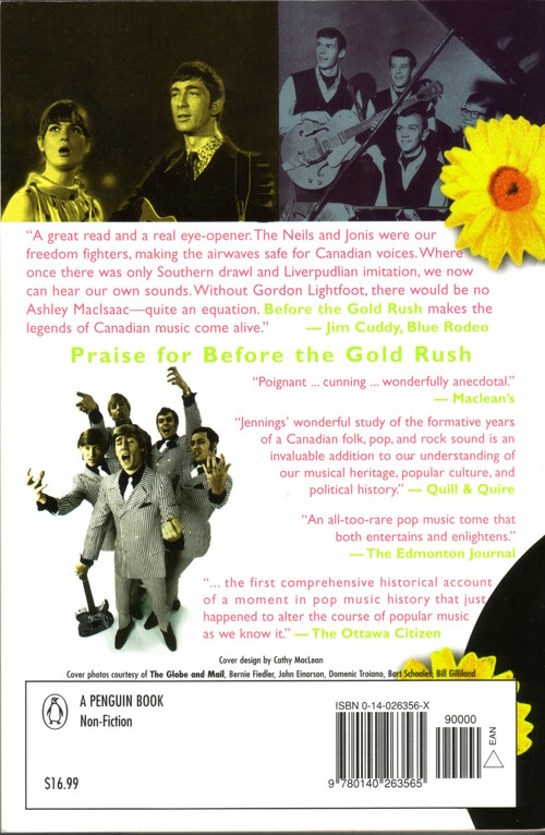 Before the Gold Rush back cover smaller