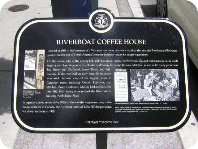 Riverboat Plaque