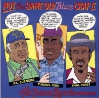 Various Artists - Not the Same Old Blues Crap II
