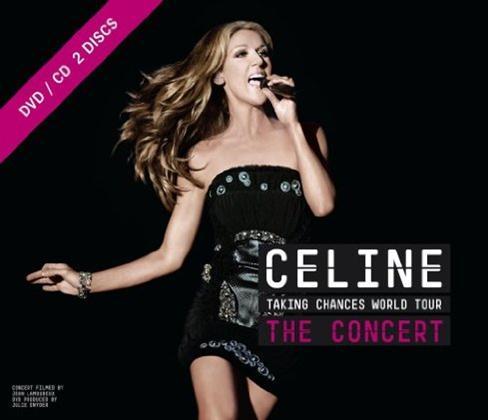 Céline Dion - Taking Chances World Tour: The Concert