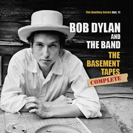 Bob Dylan & The Band - The Complete Basement Tapes