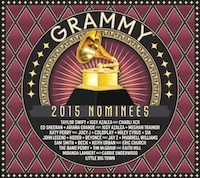 Various artists - Grammy 2015 Nominees