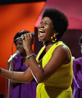 Blog Post: Lady Soul - The life and legacy of Aretha Franklin 1942