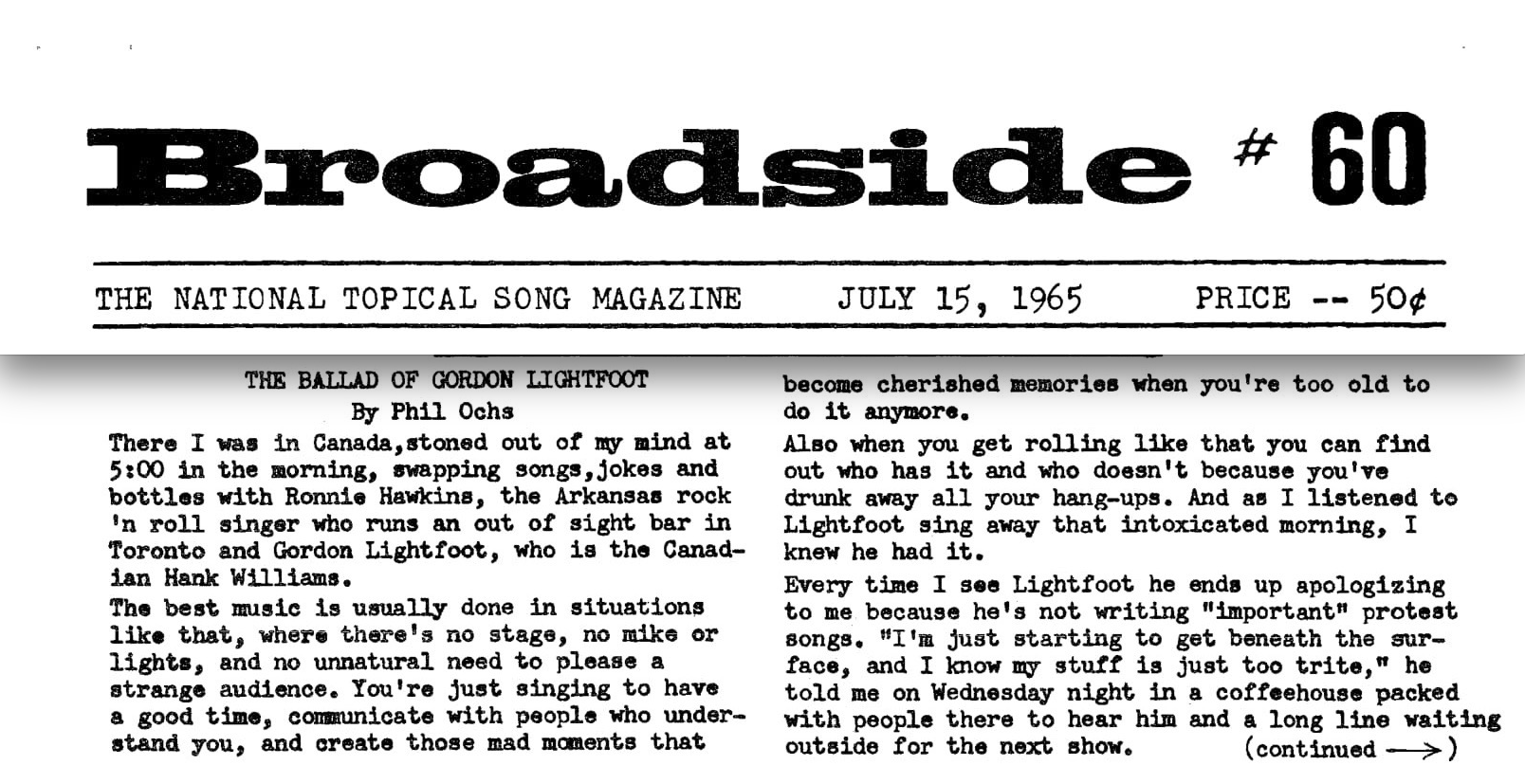 PhilOchs Broadside1