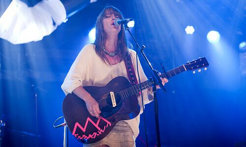 Feist wins Polaris Music Prize 2012