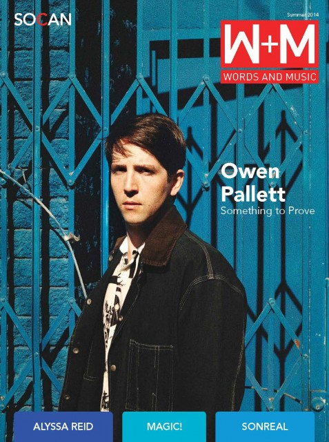 Cover Story: Owen Pallett - Has Something to Prove