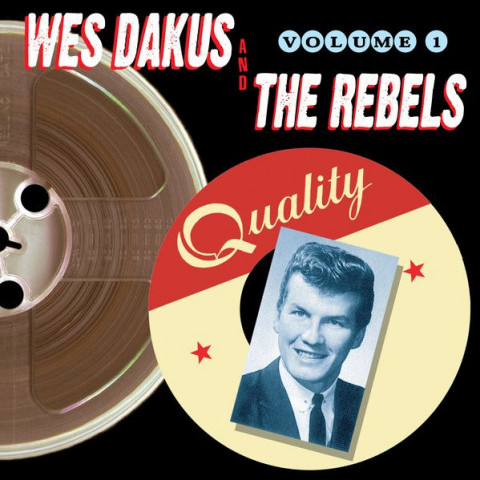 Music Review: Wes Dakus & the Rebels - Volume 1