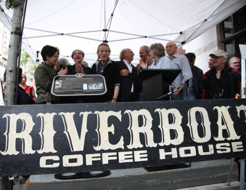 Riverboat-plaque