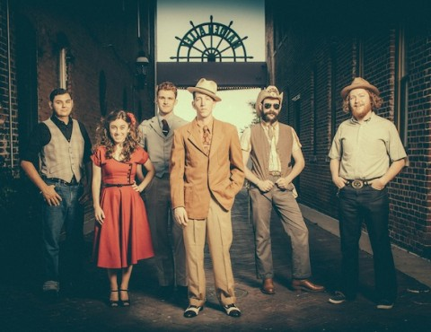 Feature Article: Pokey LaFarge - Live @ Imperial Club, Berlin