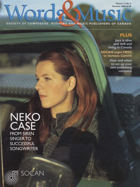 Cover Story: Neko Case - The Singer & the Song