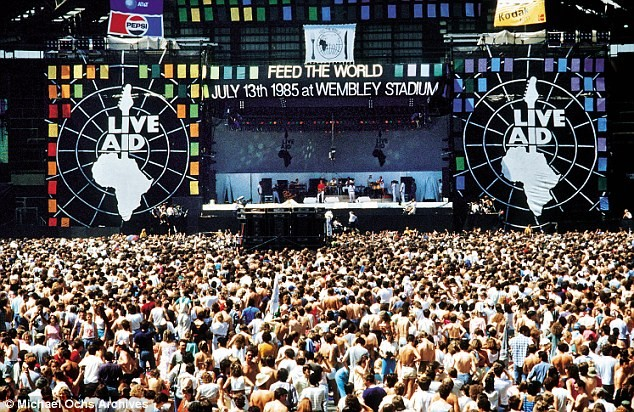 Feature Article: Live Aid - Reliving Rock's Biggest Benefit