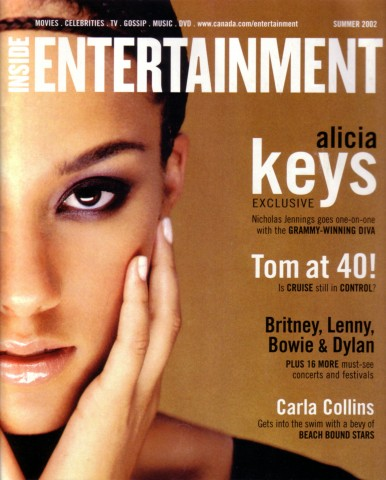 Cover Story: Alicia Keys - Alicia in Wonderland