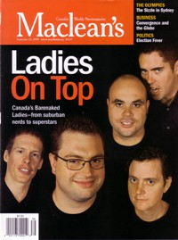 Cover Story: Barenaked Ladies on Top