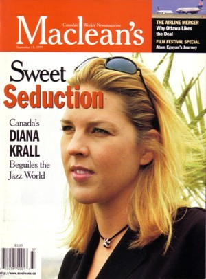Cover Story: Diana Krall - Sweet Seduction