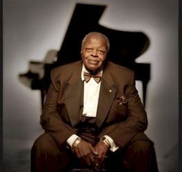 Feature Article: Oscar Peterson - A living, swinging legend