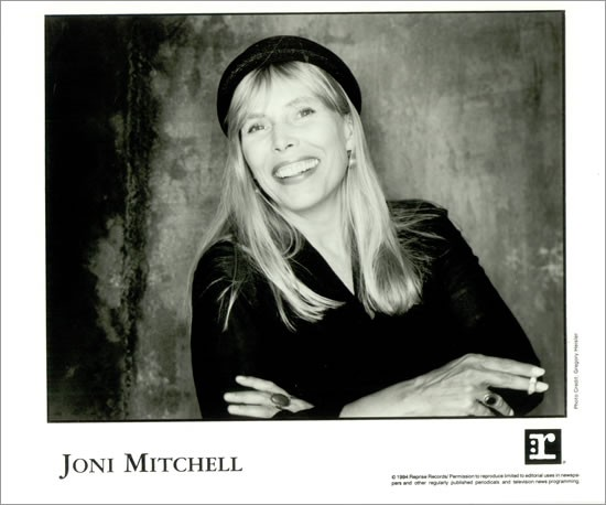 Feature Article: Joni Mitchell - Lady of the Canyon