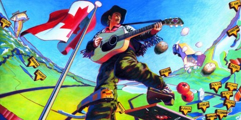 Feature Article: Stompin' Tom Connors - A rebel's return