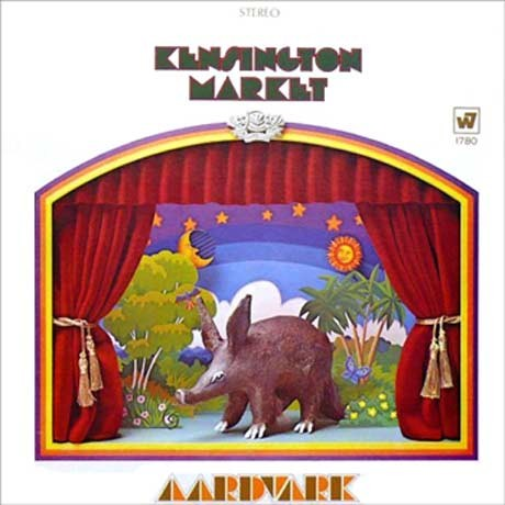 Liner Notes: Kensington Market - Aardvark