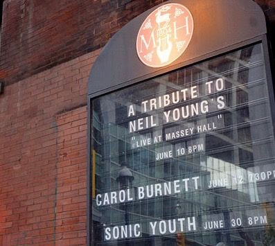 Canadian Songbook - Neil Young tribute