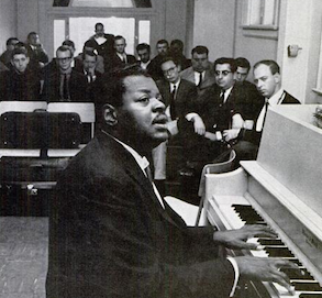 Music Feature: Oscar Peterson's Jazz School