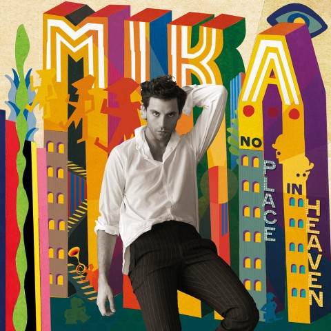Music Review: Mika - No Place in Heaven