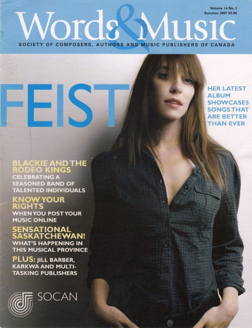 Cover Story: Fantastic Feist