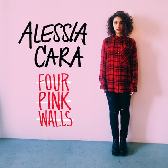Music Review: Alessia Cara - Four Pink Walls