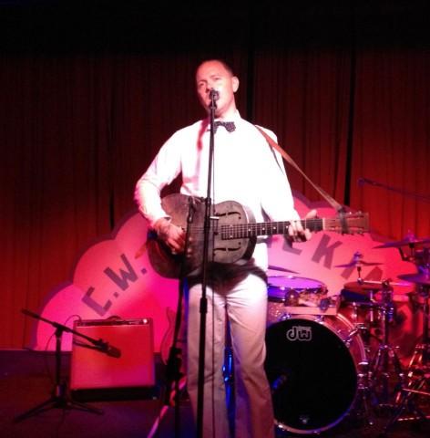 Blog Post: The Bygone Blues of C.W. Stoneking