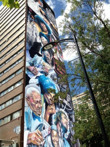 Blog Post: Toronto's Music Mural