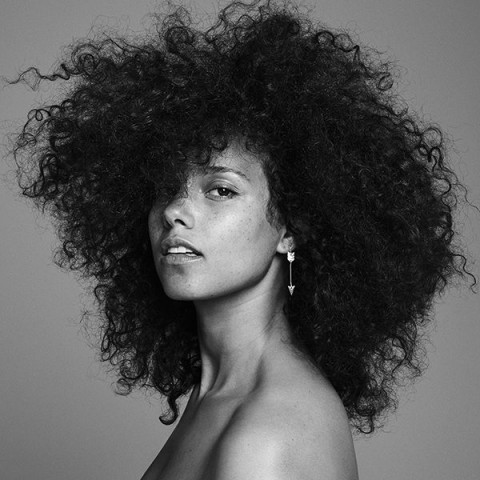 Music Review: Alicia Keys - Here