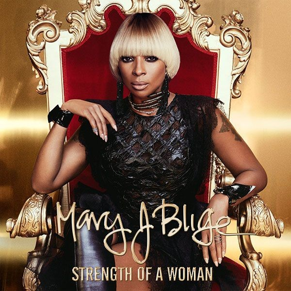 Music Review: Mary J. Blige - Strength of a Woman