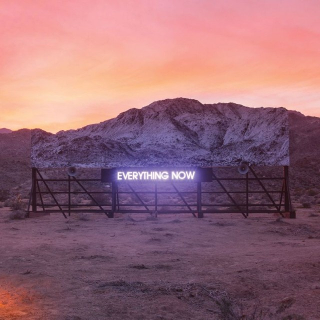 Music Review: Arcade Fire - Everything Now