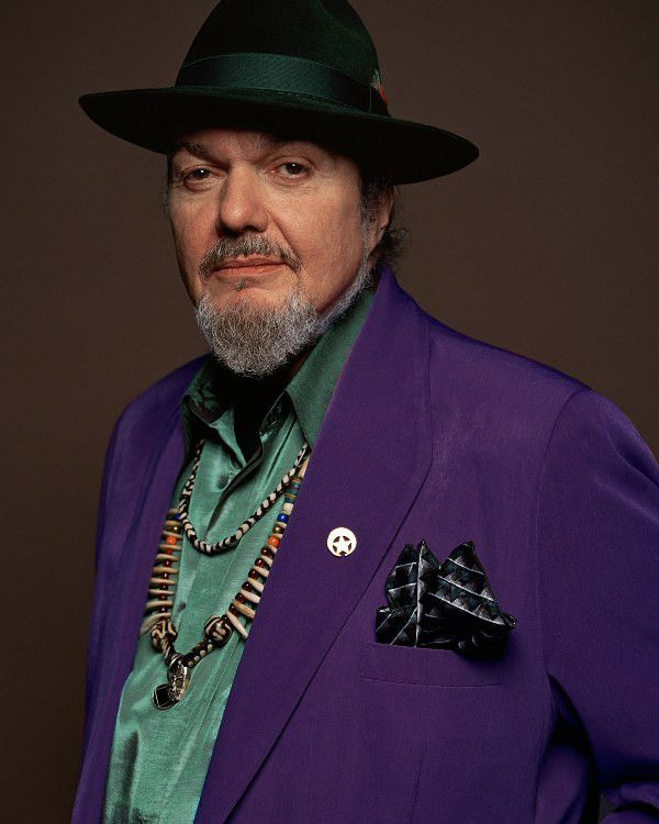 Image result for Dr. John purple