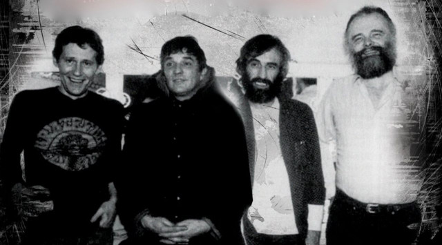 The Band (without Robertson)