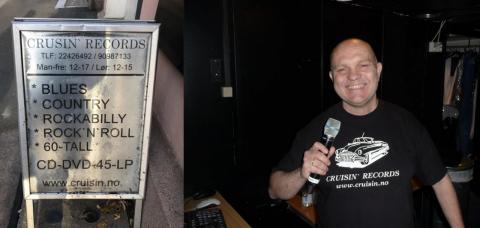 Blog Post: Rune Halland and Cruisin' Records