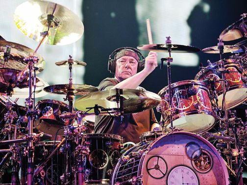 Obituary: Neil Peart - Rush's drummer was one of the world's best