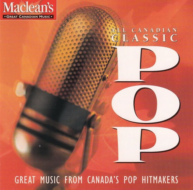 Liner Notes: Various artists - All Canadian Classic Pop