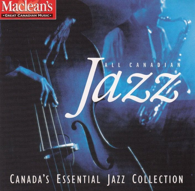 Liner Notes: Various artists - All Canadian Jazz