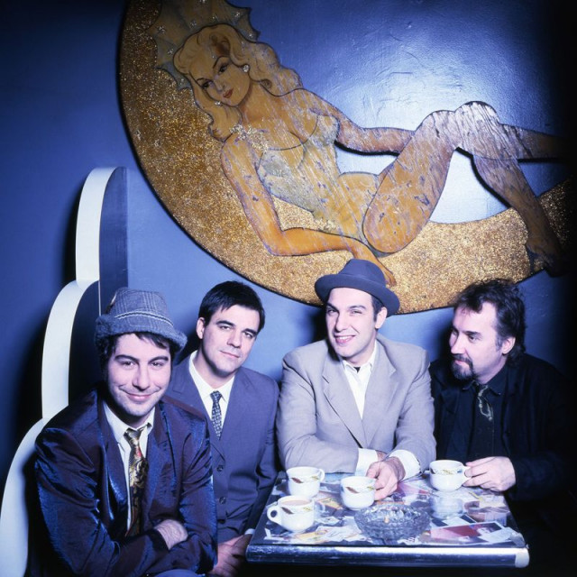 Rheostatics - Rock in a literary groove