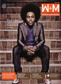 Alex Cuba-Words & Music cover
