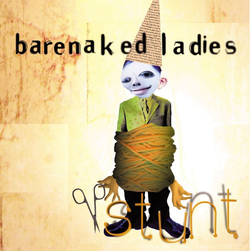 barenakedladies stunt