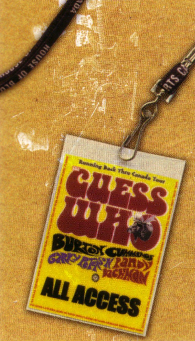 Guess Who - All Access