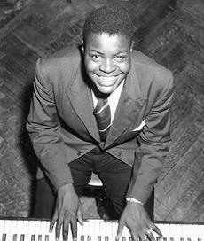 Oscar Peterson young